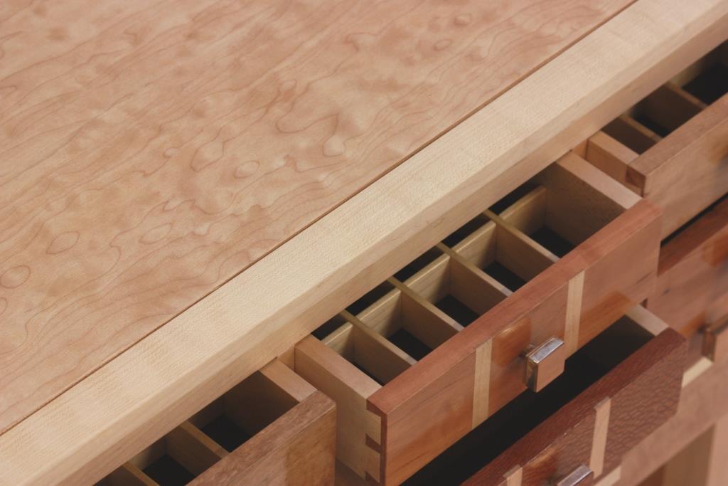Drawers Bedside Cabinet