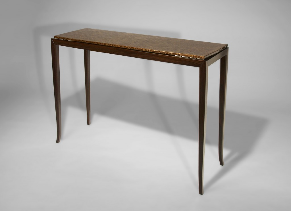 Sergej Kirilov Rosewood Side Table