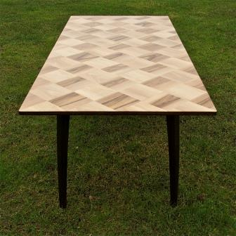 Annette's walnut table top