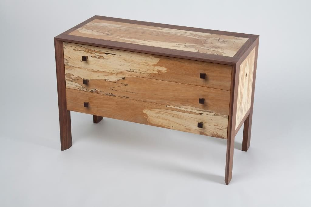 Angled Chest Of Drawers Peter Deij