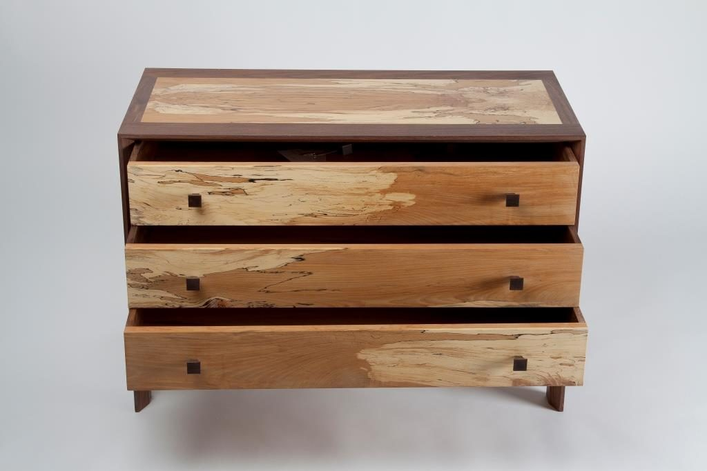 Open Chest Of Drawers Peter Deij